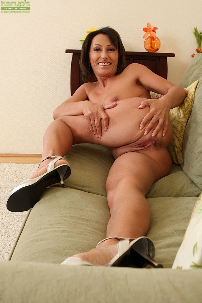 2 sets of milf monster udders fuckrd stockings 3