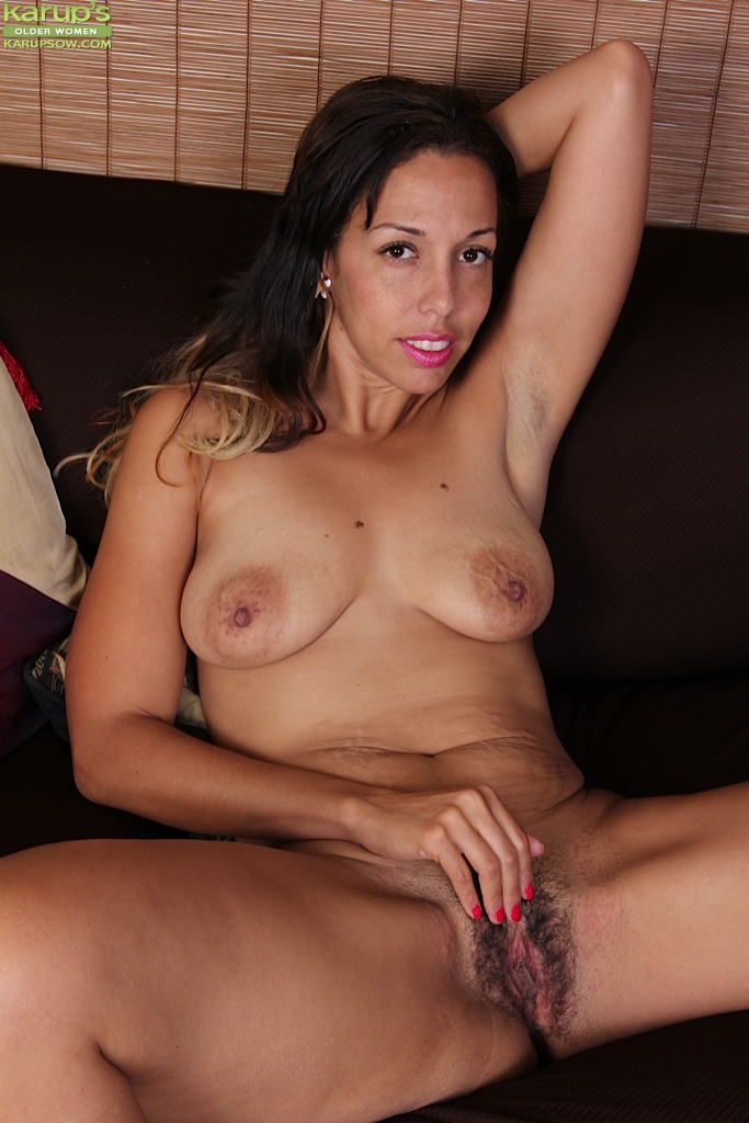 Mature naked latino women